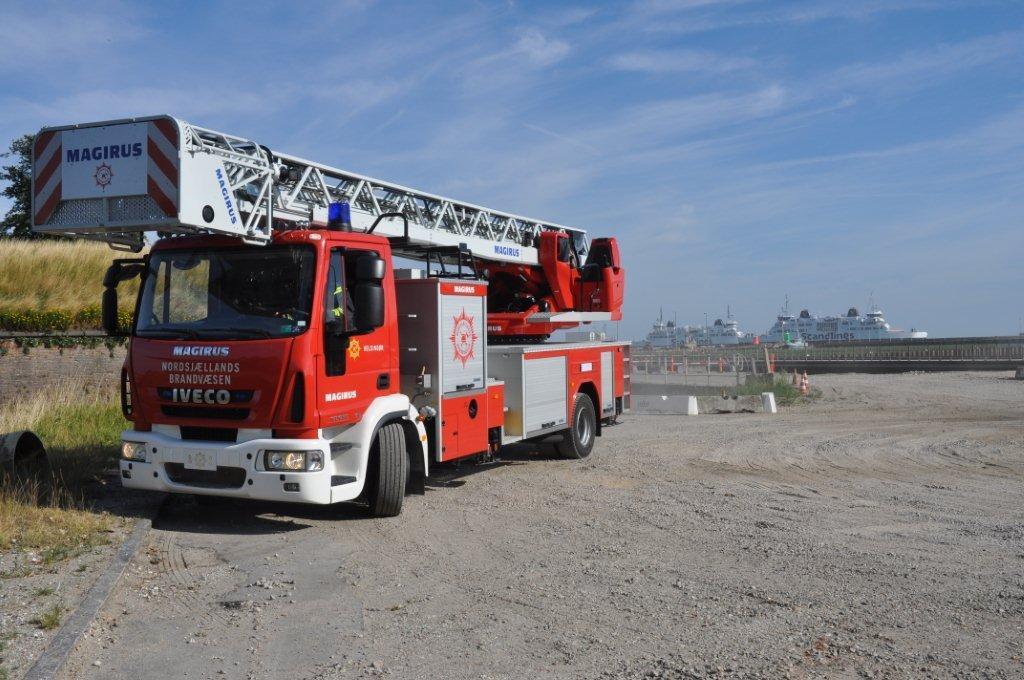 113 DSTG Nordsjællands Brandvæsen St. Helsingør