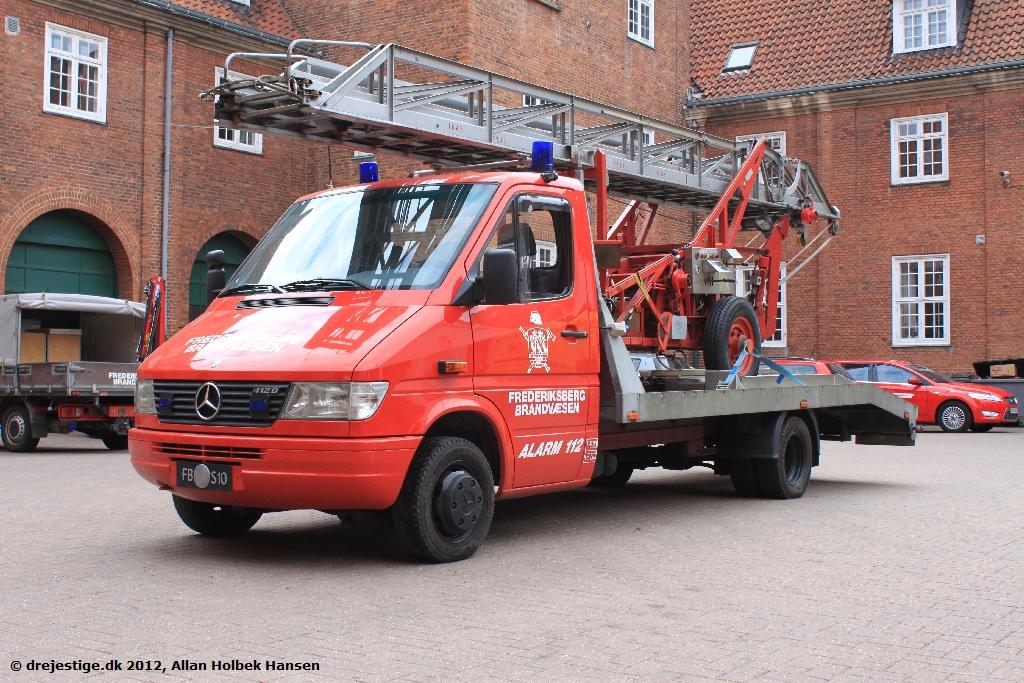 Frederiksberg Brandvæsen S10