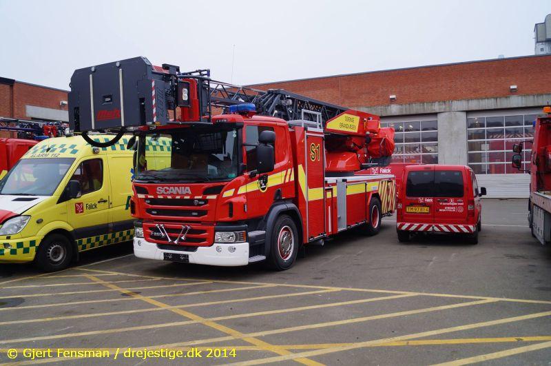 Odense Brandvæsen S1