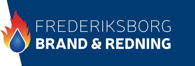 Frederiksborg Brand & Redning Logo