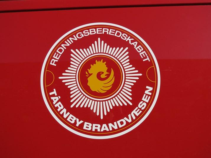 Tårnby Brandvæsen Logo